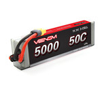 Venom VNR15129 Venom DRIVE 50C 3S 5000mAh 11.1V LiPo Hardcase Battery with UNI 2.0 Plug