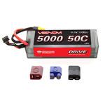 Venom VNR15113 Venom DRIVE 50C 3S 5000mAh 11.1V LiPo Hardcase Battery with UNI 2.0 Plug