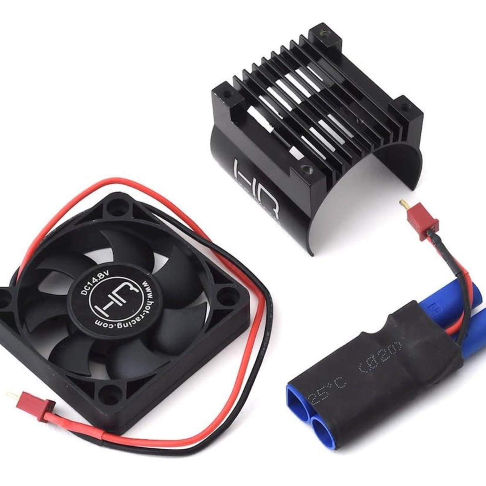 Hot Racing HRAAON505F02 Hot Racing Arrma 6S 1/8 6 Cell Monster Blower Motor Cooling Fan Kit