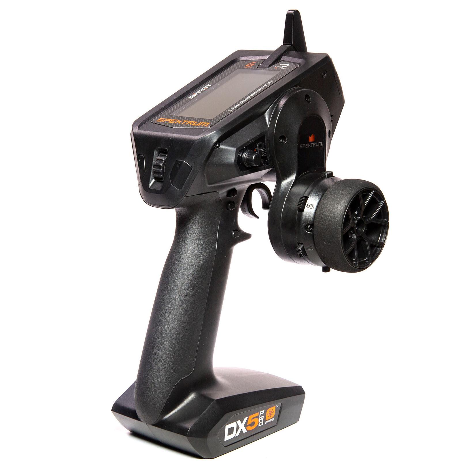 Spektrum SPMR5025 Spektrum DX5 Pro 2021 5-Channel DSMR Transmitter Only