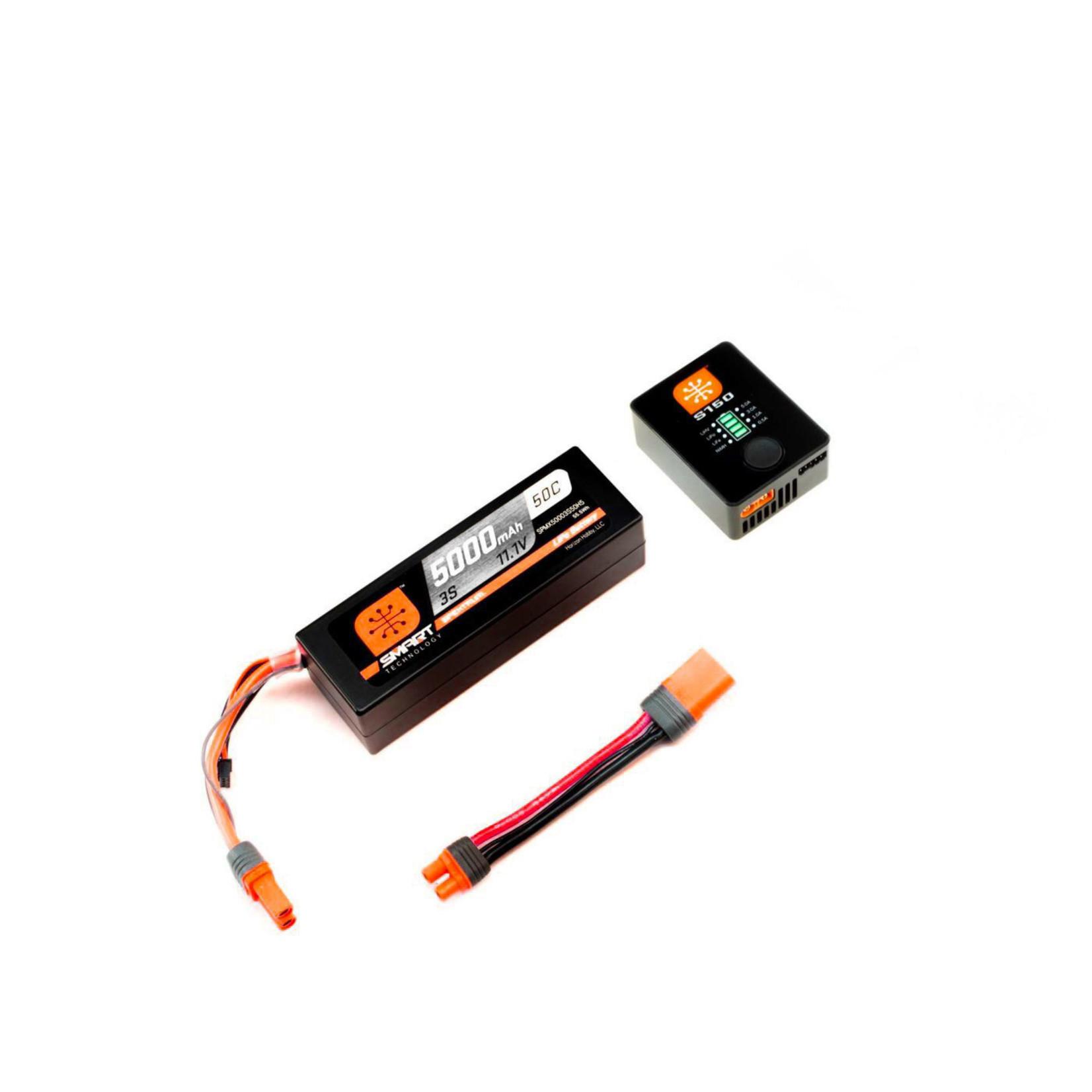 Spektrum SPMXPS3 Sektrum Smart Powerstage Bundle 3S