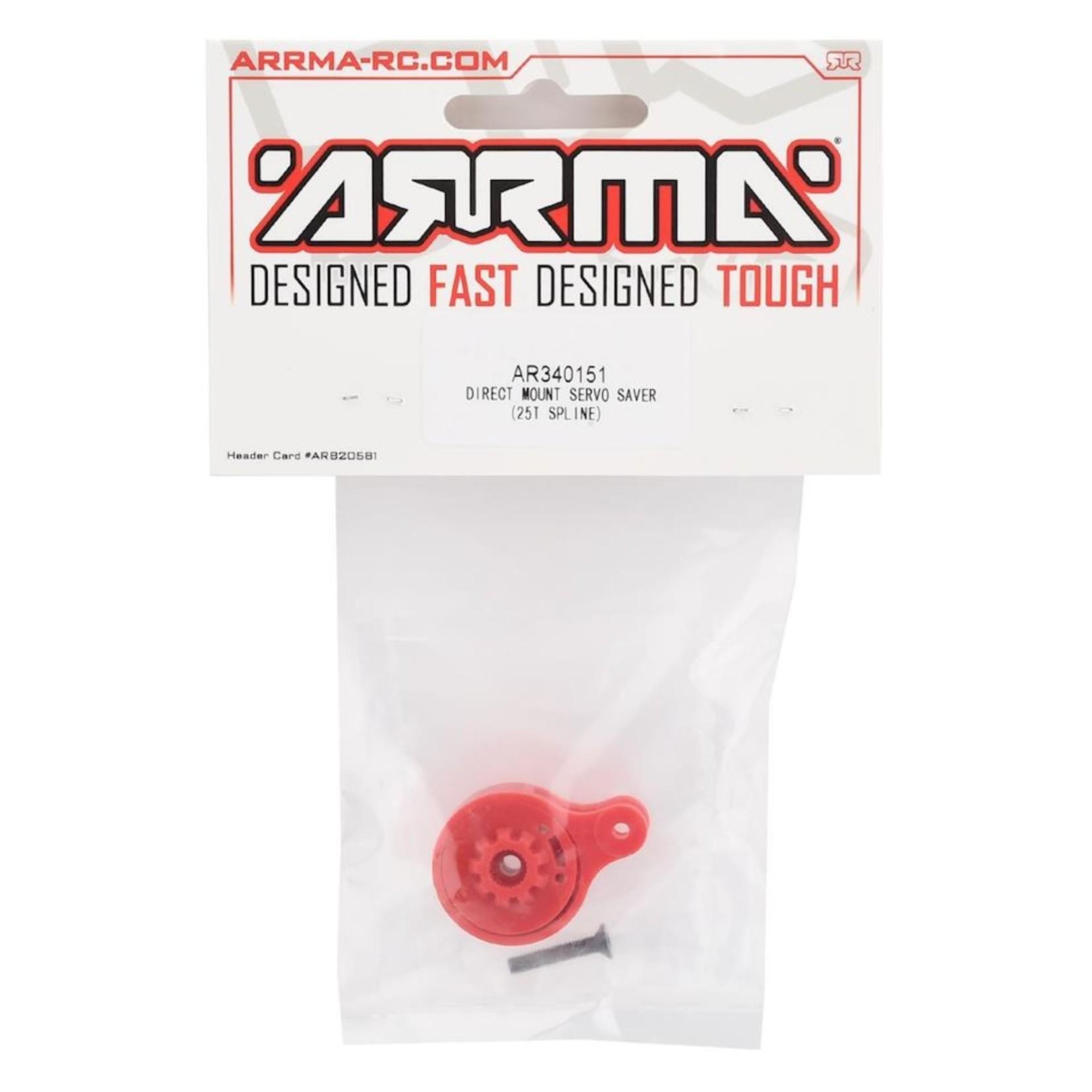 ARRMA AR340151 Arrma Servo Saver Set 25T