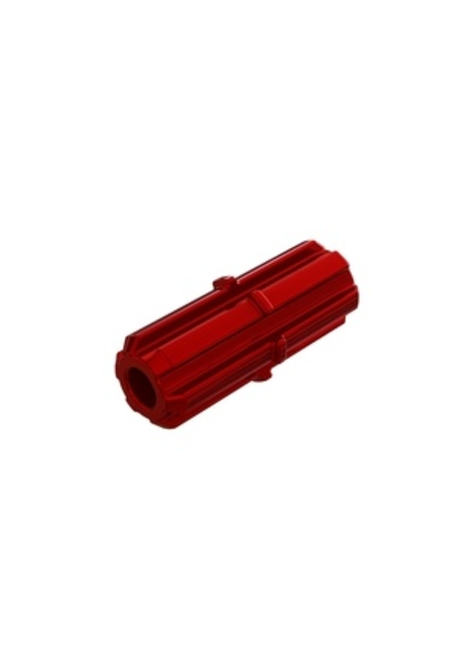 ARRMA AR310881 Arrma Slipper Shaft Red BLX 3S