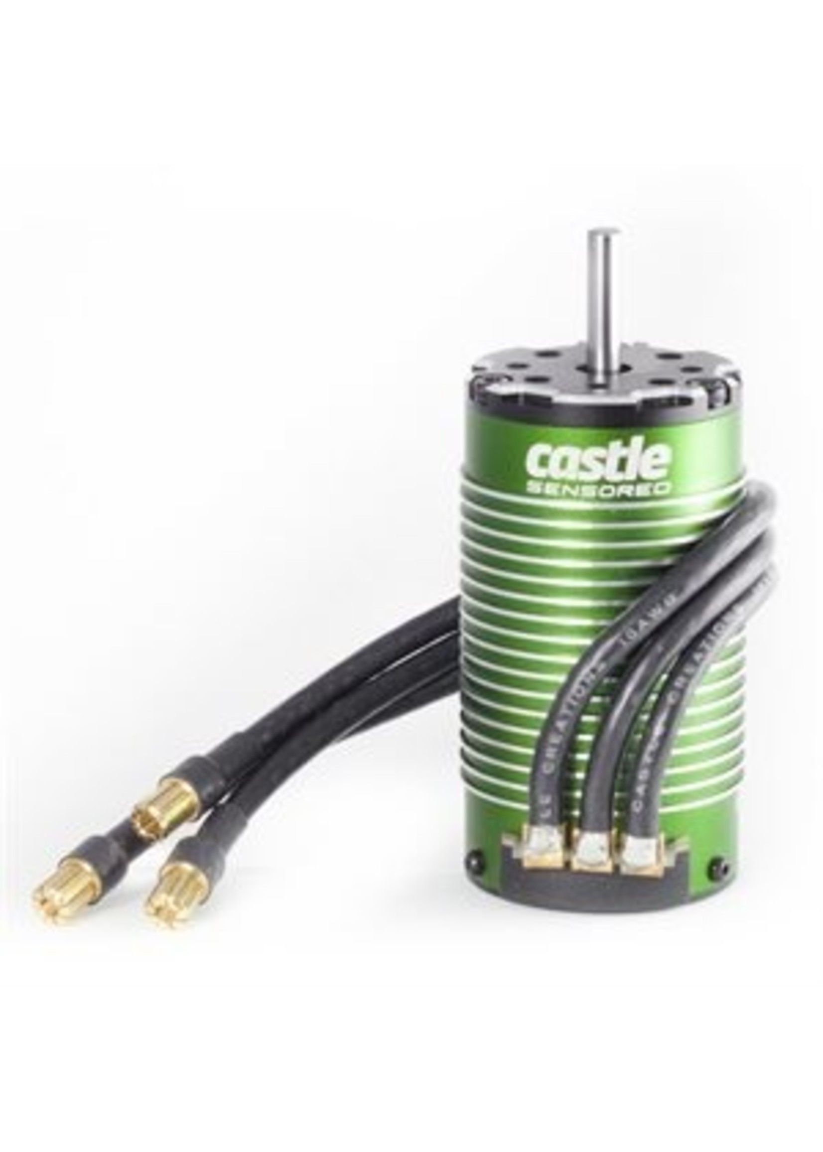 Castle Creations CSE060-0061-00 Castle Creations 1512 1Y Sensored 4-Pole Brushless Motor (2650kV)