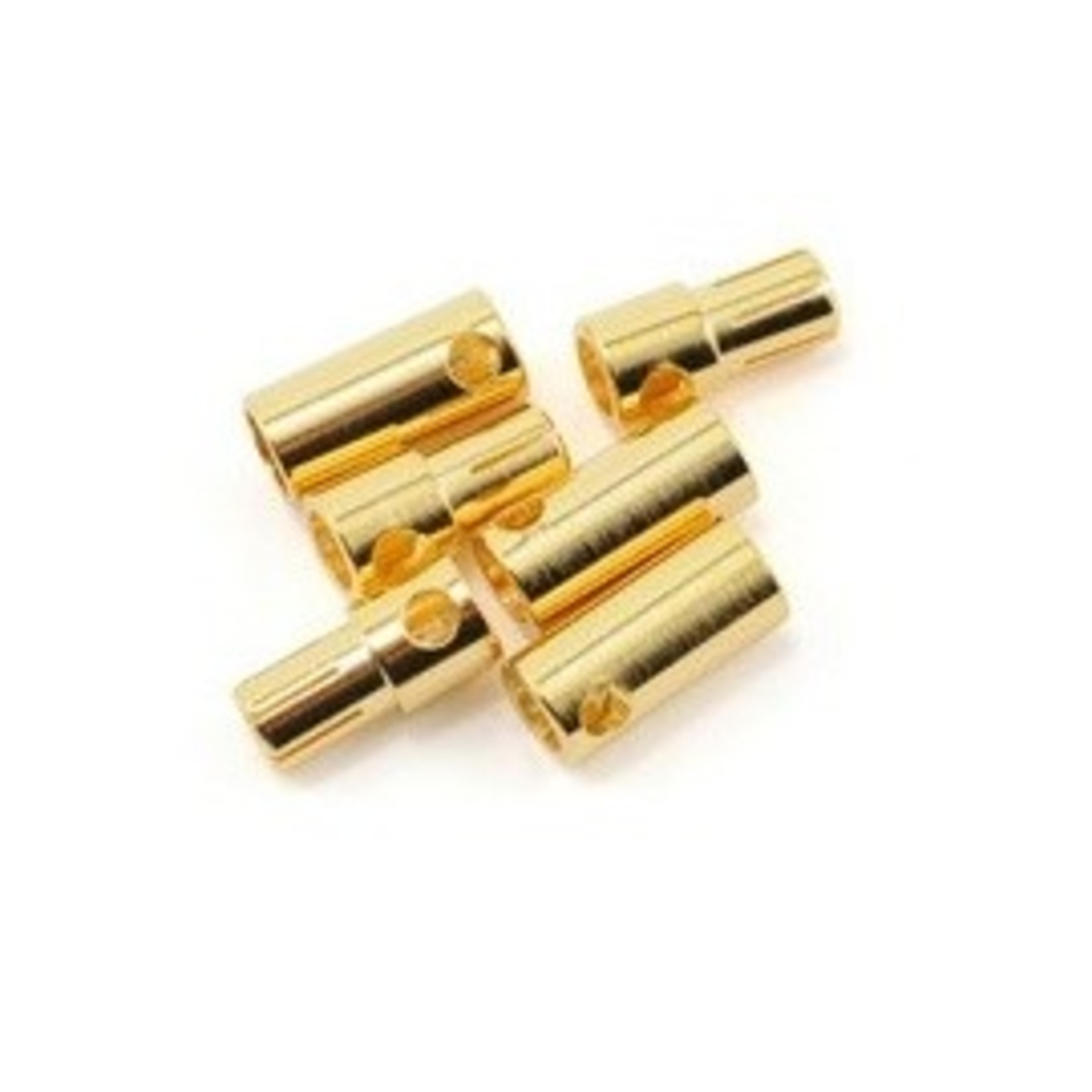 Castle Creations CSECCBUL553 Castle Creations 5.5mm Bullet Connectors