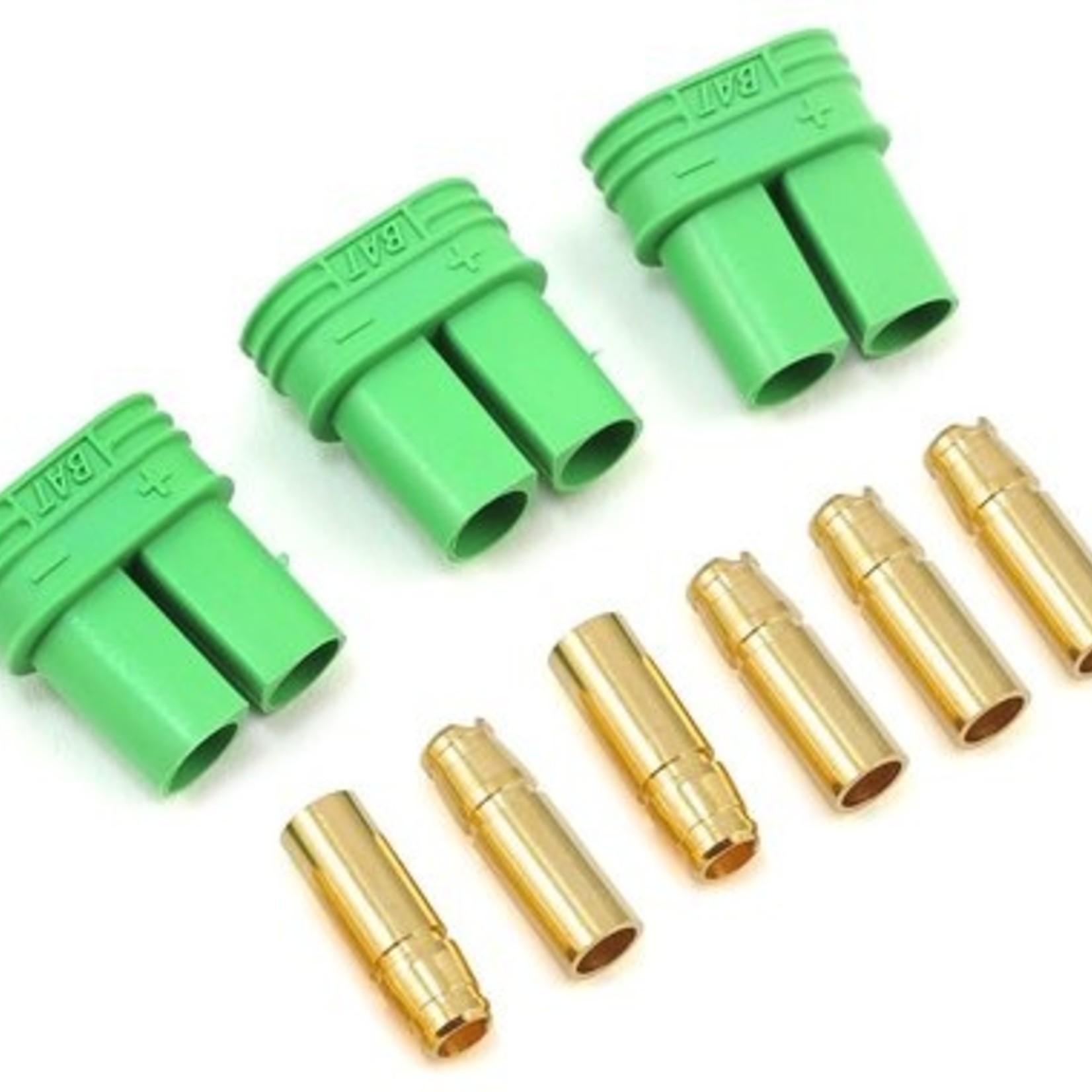 Castle Creations CSE011-0076-00 Castle Creations 4.0mm Polarized Connectors-Female Multi-Pack