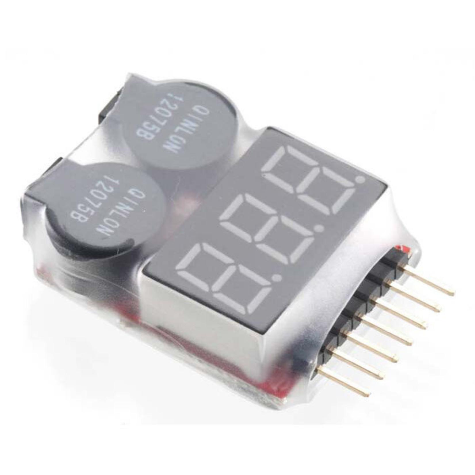 Integy INTC23212 Integy LiPo Voltage Checker/Warning Alarm