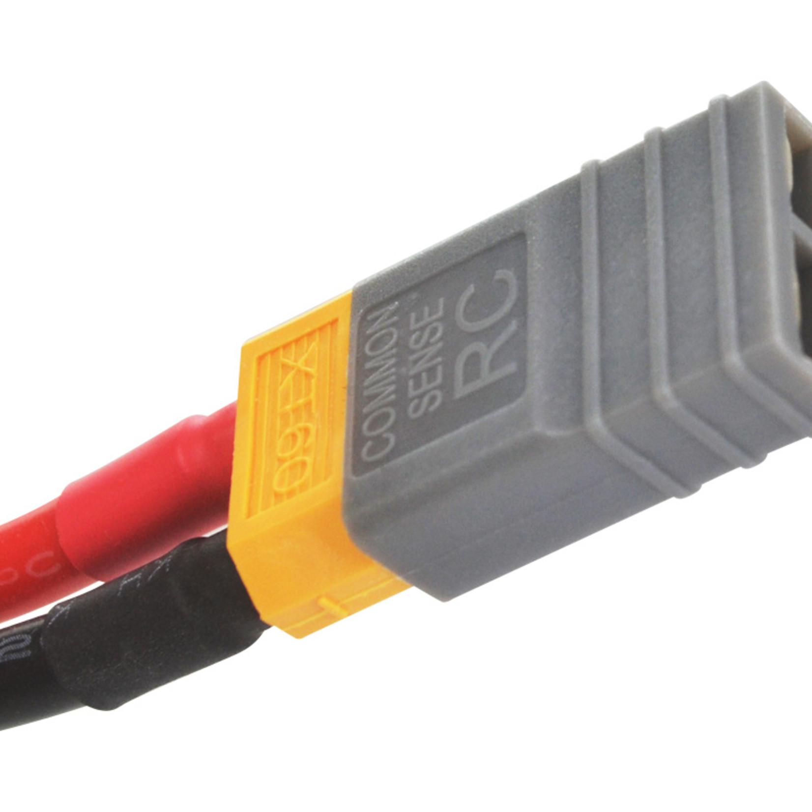 Lectron Pro CSRC2S5200-50X Lectron Pro 7.4V 5200mAh 50C Lipo Battery with XT60 Connector