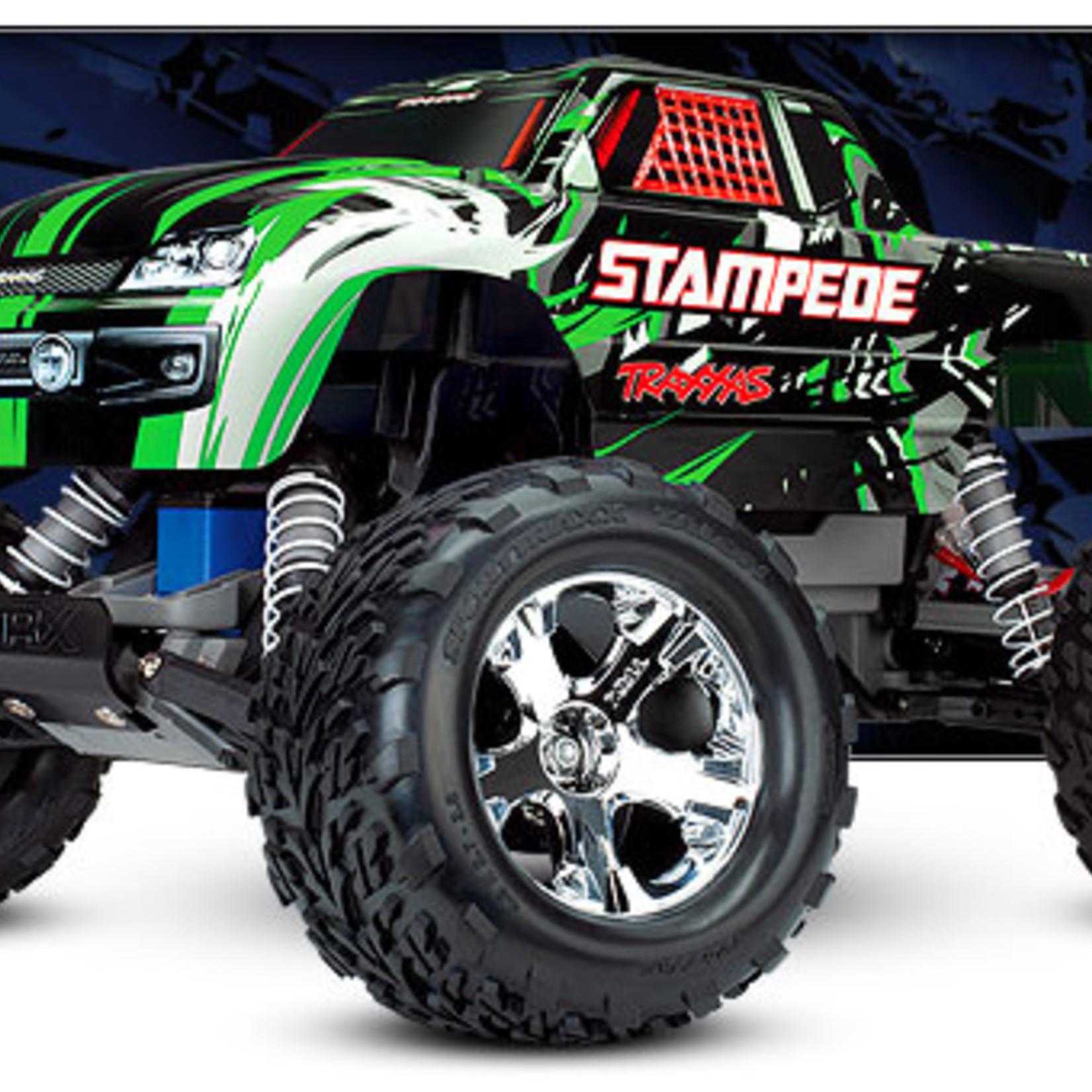 Traxxas TRA36054-4 Traxxas Stampede: 1/10 Monster Truck