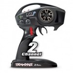 Traxxas TRA6529A Traxxas Transmitter, TQi Traxxas Link™ enabled, 2.4GHz high output, 2-channel (transmitter only) (drag version)