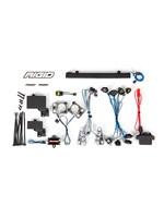 Traxxas TRA8095 Traxxas LED light set, complete with power supply (contains headlights, tail lights, roof light bar, rock lights & distribution block) (fits #8011 body)