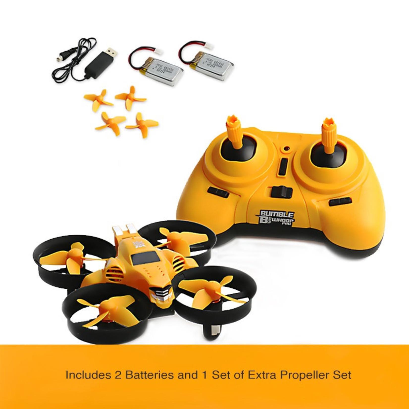 Iron Quad IQ-BB-WP Iron Quad BumbleB Whoop Pro Drone Set