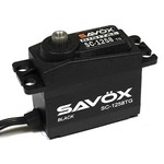 Savox SAVSC1258TG-BE Savox Black Edition Standard Size Coreless Digital Servo 0.08sec / 166oz @ 6V