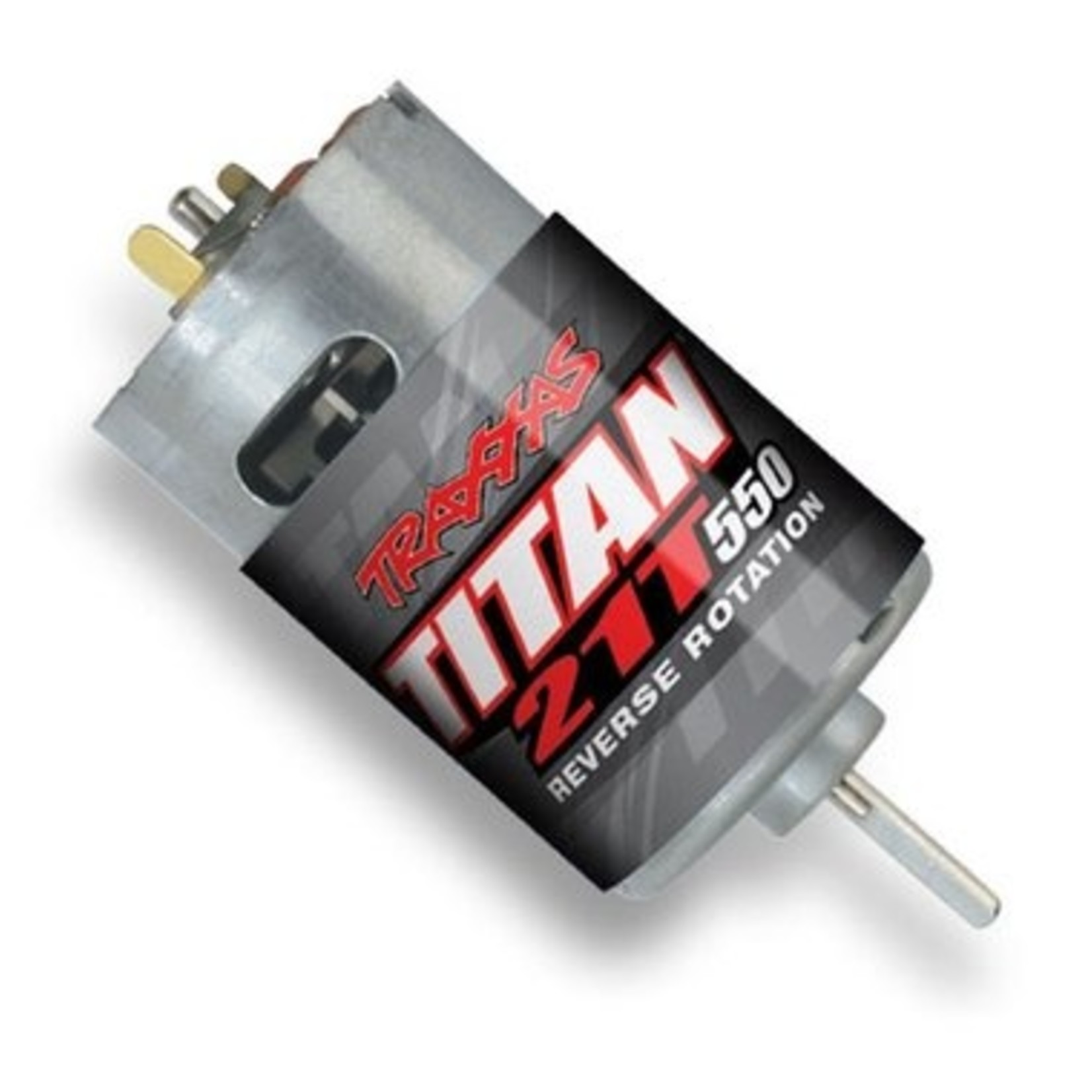 Traxxas TRA3975R Traxxas Motor, Titan 550, Reverse Rotation (21-Turns/ 14 Volts) (1)