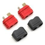 ProTek RC PTK-5043 ProTek RC Sheathed T-Style Plug (2 Female)