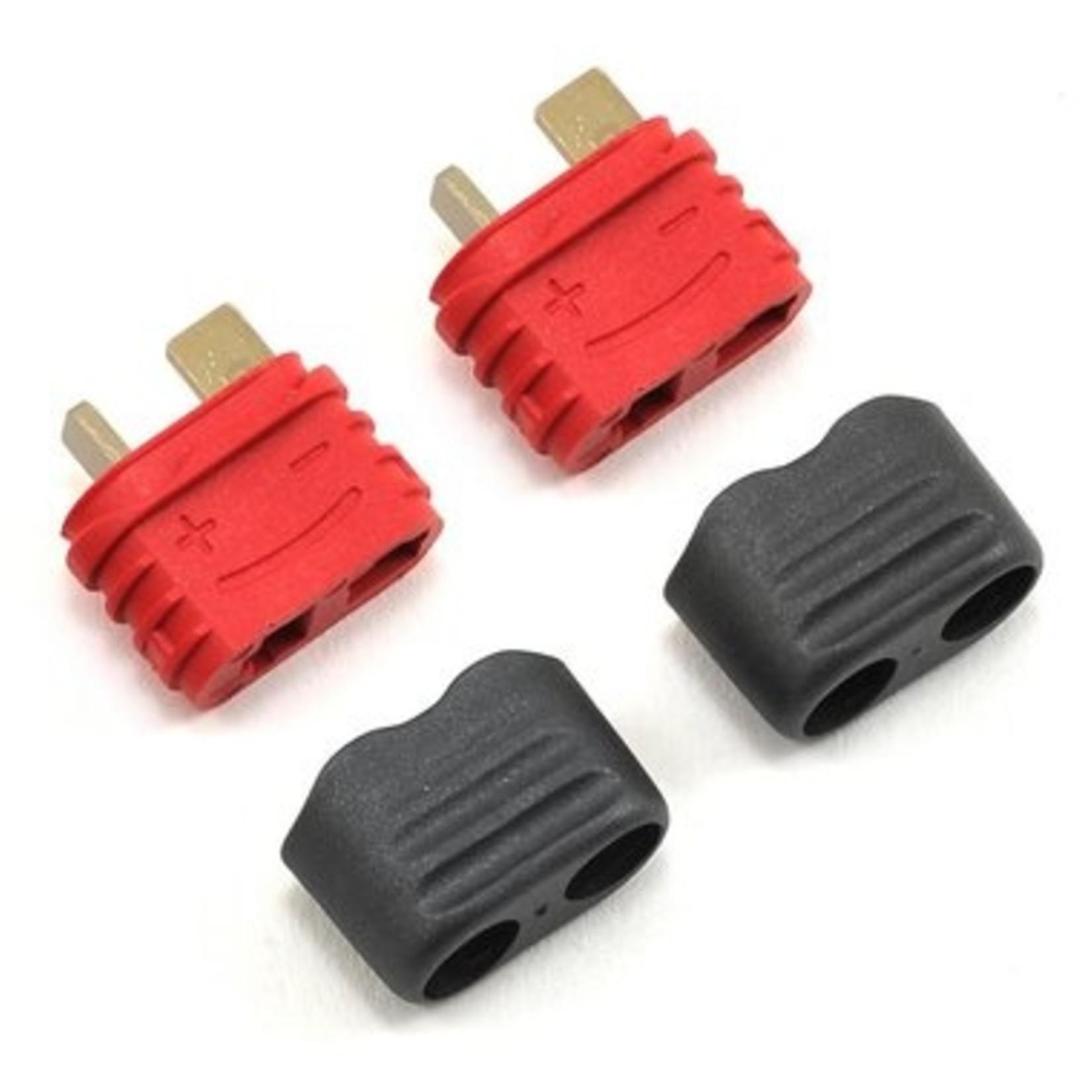 ProTek RC PTK-5041  ProTek RC Sheathed T-Style Plug (1 Male/1 Female)