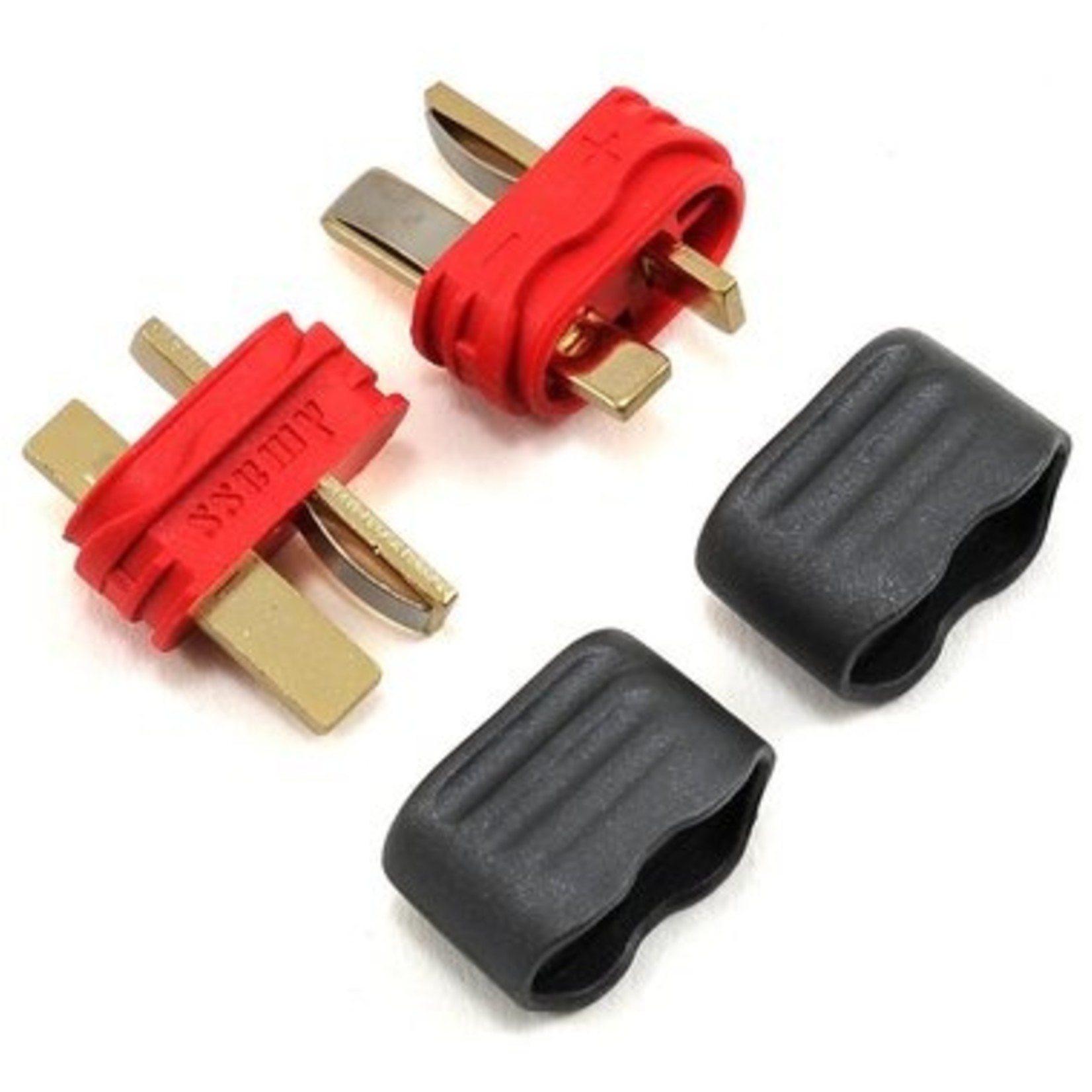 ProTek RC PTK-5042 ProTek RC Sheathed T-Style Plug (2 Male)