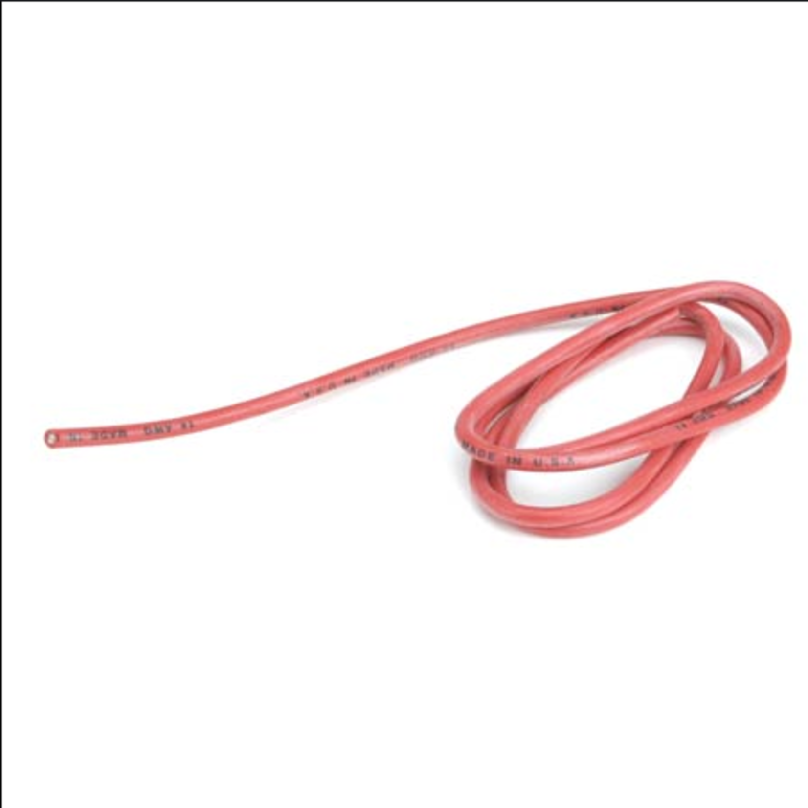 Dynamite DYN8840 Dynamite 14 awg Silicone Wire 3' Red