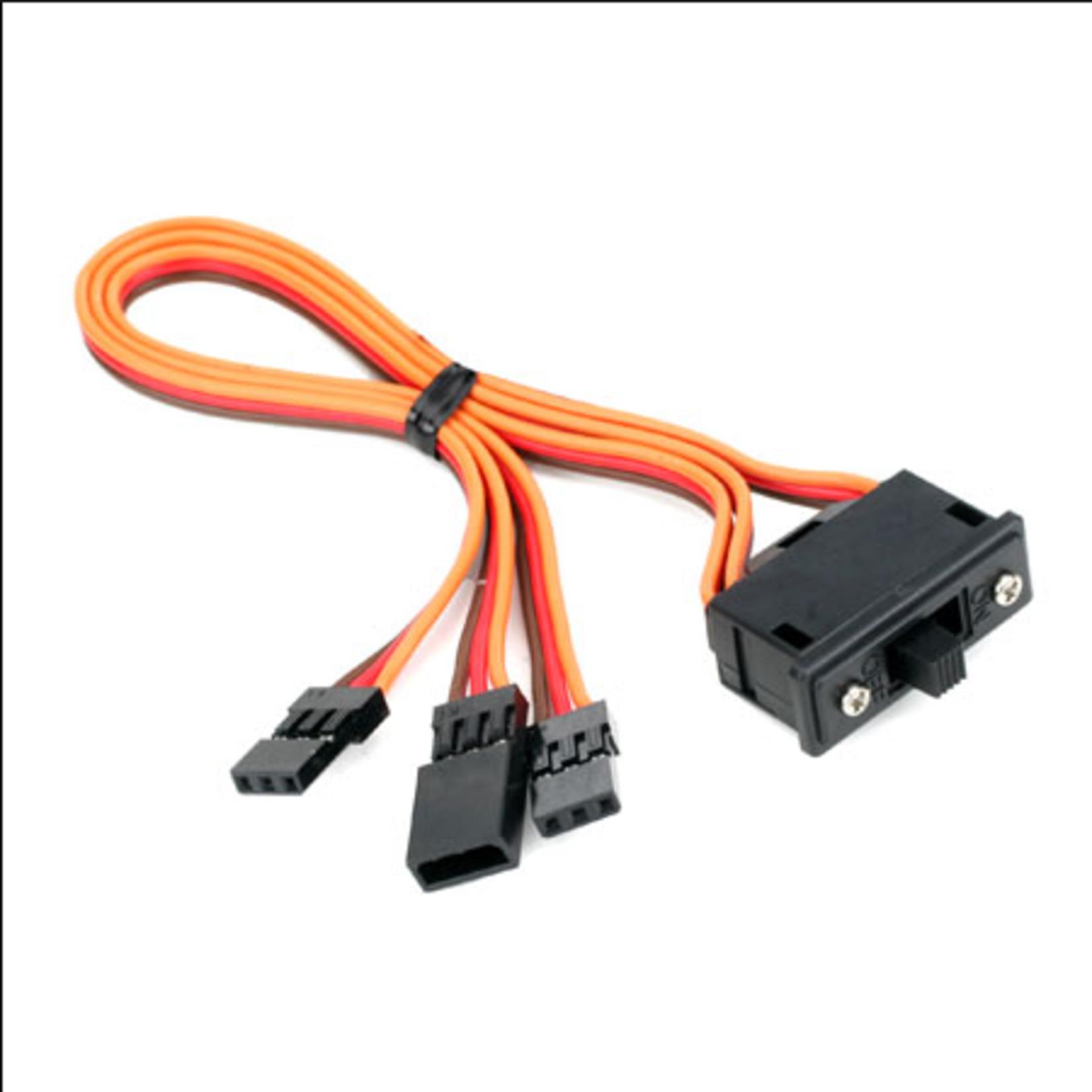 Spektrum SPM9530 Spektrum 3-Wire Switch Harness Standard