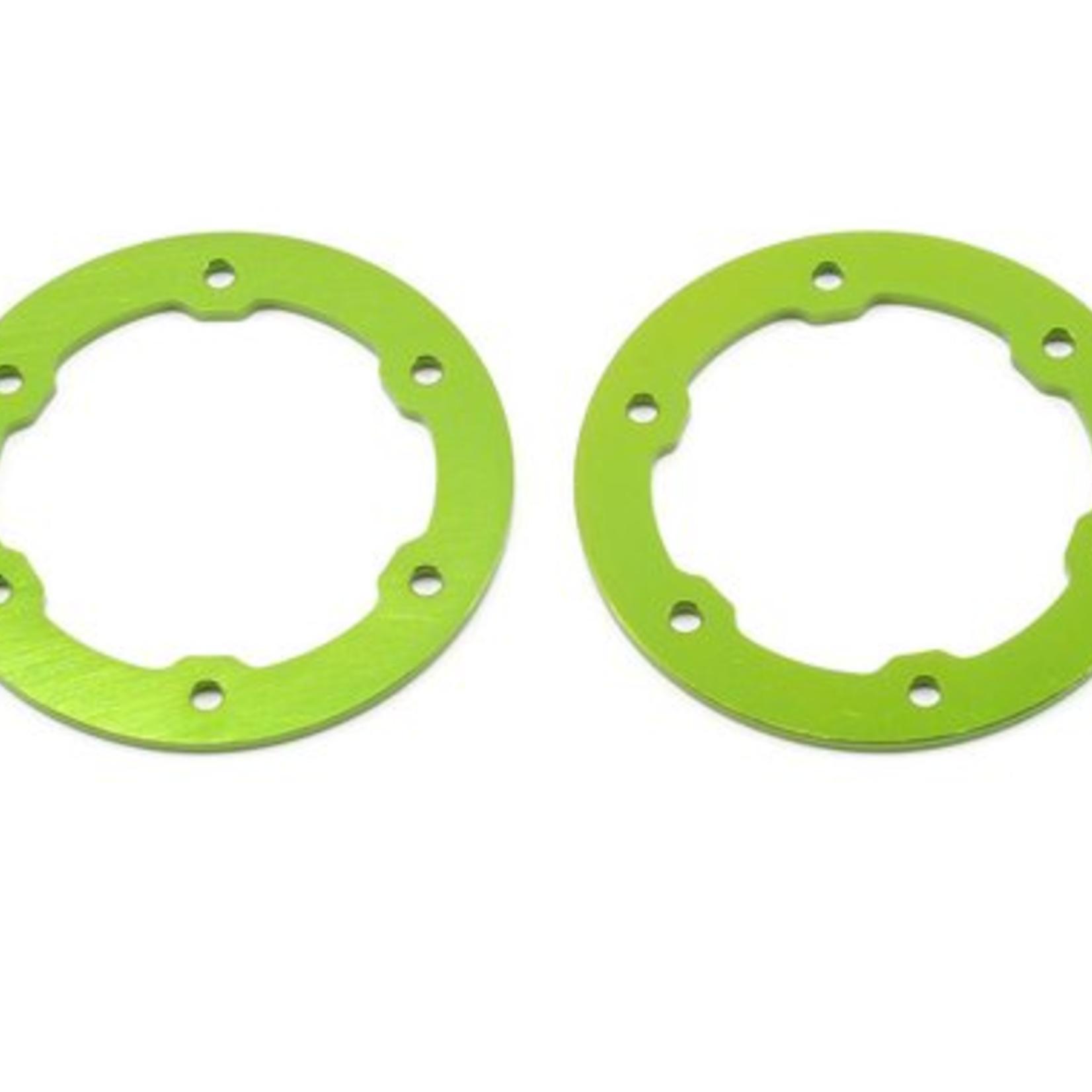 ST Racing Concepts SPTSTP6236G ST Racing Concepts Aluminum Lightweight Beadlock Ring (Green)