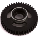 Hot Racing HRASVXS845 Hot Racing Steel Spur Gear, 45 Tooth, Silver, for Traxxas 1/16 Scale