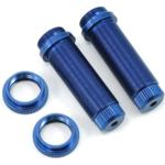 ST Racing Concepts SPTST3766XB ST Racing Concepts Aluminum Threaded Rear Shock Body Set (Blue) (2) (Slash)