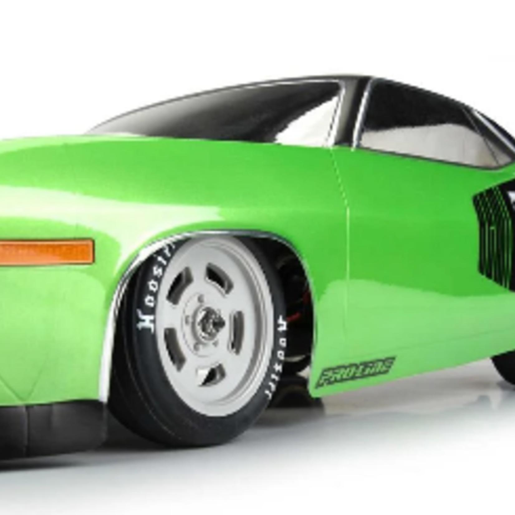 "Pro-Line Racing PRO2792-05 Pro-Line Retro Drag Spec 2.2"" Stone Grey"