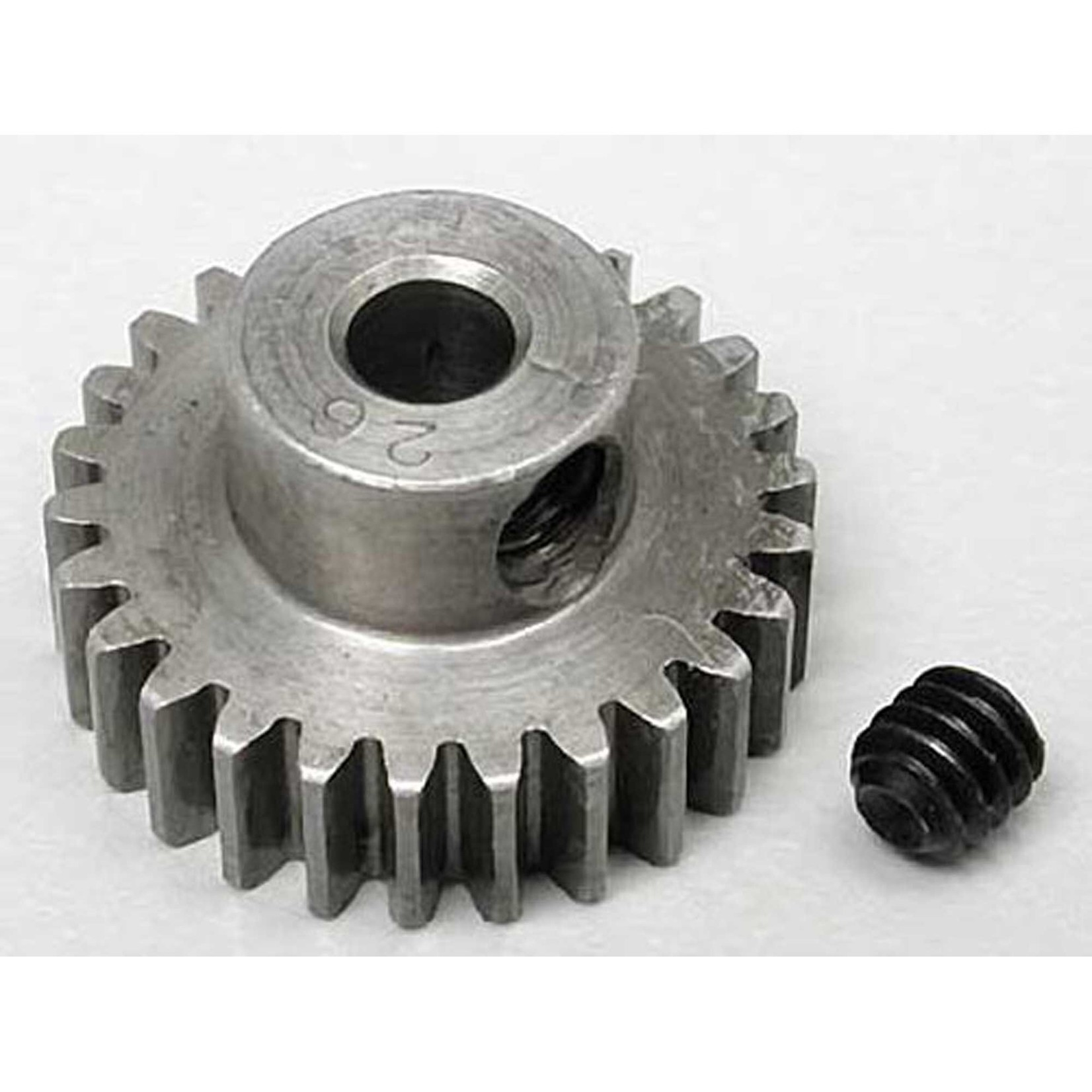 Robinson Racing Products RRP1426 Robinson Racing Super Hard ''Absolute'' 48P Steel Pinion Gear (26T)