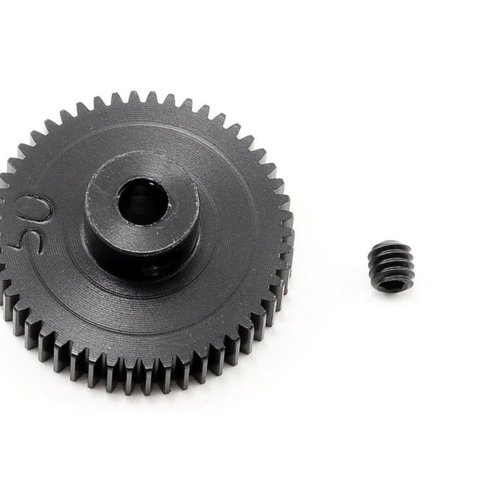 Robinson Racing Products RRP4350 Robinson Racing Products 64P Hard Coated Aluminum Pinion Gear, 50T