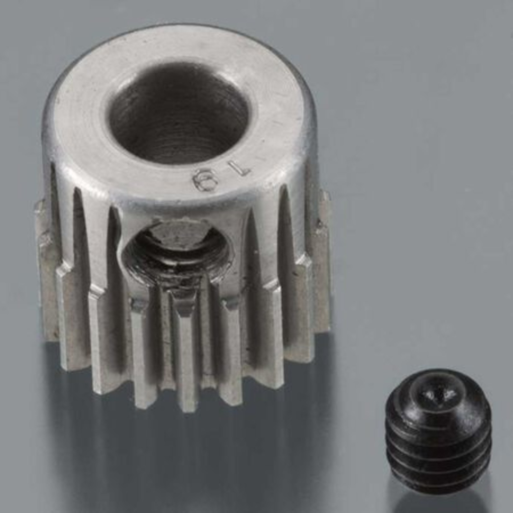 Robinson Racing Products RRP2019 Robinson Racing 48P Machined Pinion Gear (5mm Bore) (19T)