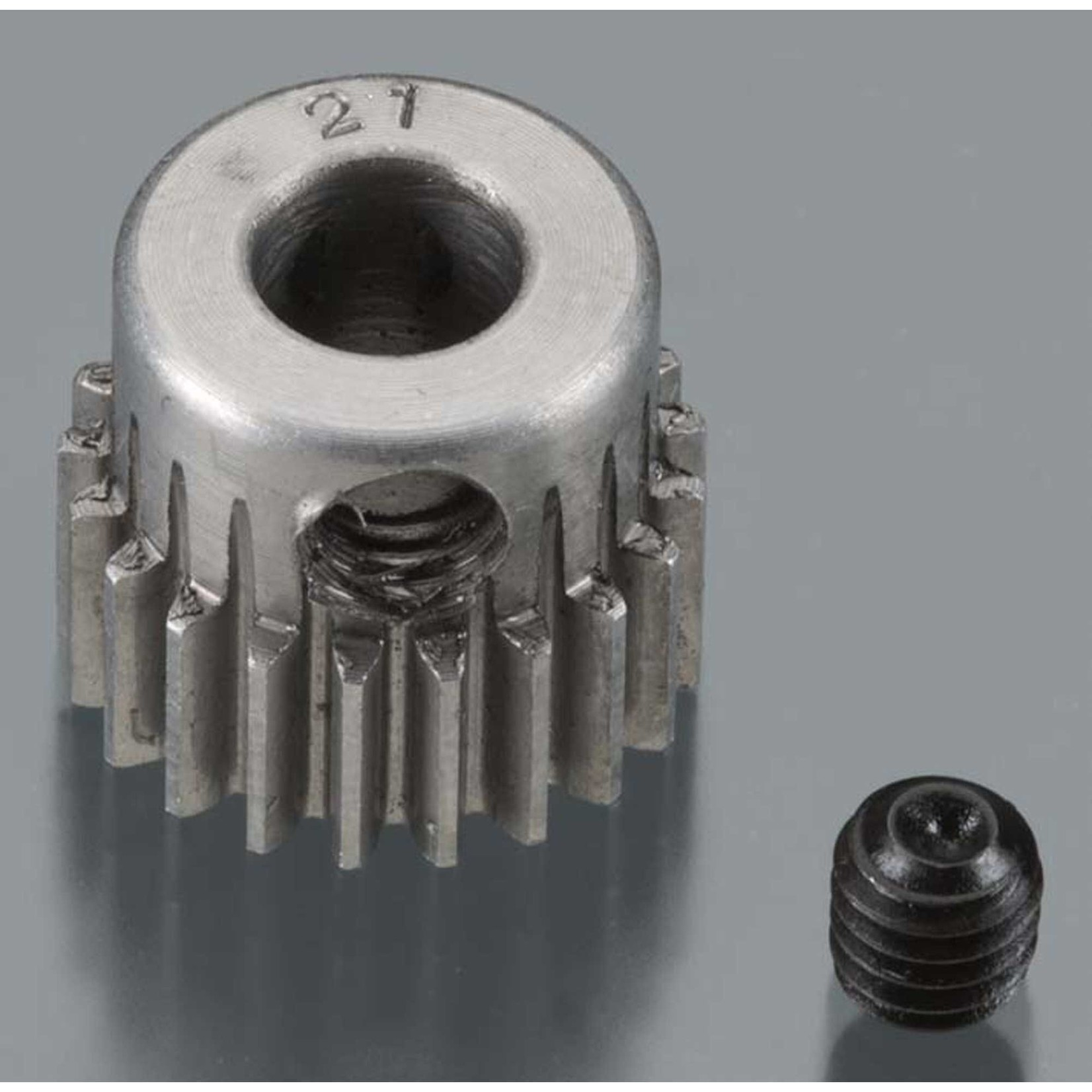 Robinson Racing Products RRP2021 Robinson Racing 48P Machined Pinion Gear (5mm Bore) (21T)