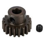 Robinson Racing Products RRP8721 Robinson Racing Extra Hard Steel .8 Mod Pinion Gear w/5mm Bore (21T)