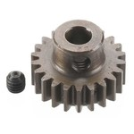 Robinson Racing Products RRP8722 Robinson Racing Extra Hard Steel .8 Mod Pinion Gear w/5mm Bore (22T)