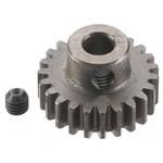 Robinson Racing Products RRP8723 Robinson Racing Extra Hard Steel .8 Mod Pinion Gear w/5mm Bore (23T)