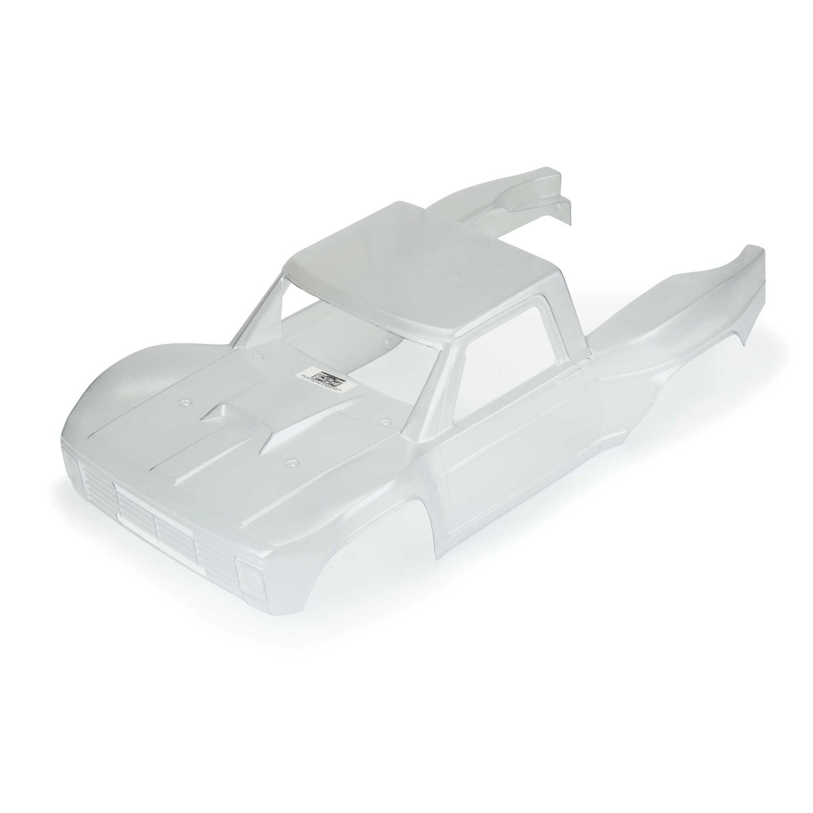 Pro-Line Racing PRO3547-17 Pro-Line Pre-Cut 1967 Ford F-100 Clear Body for UDR