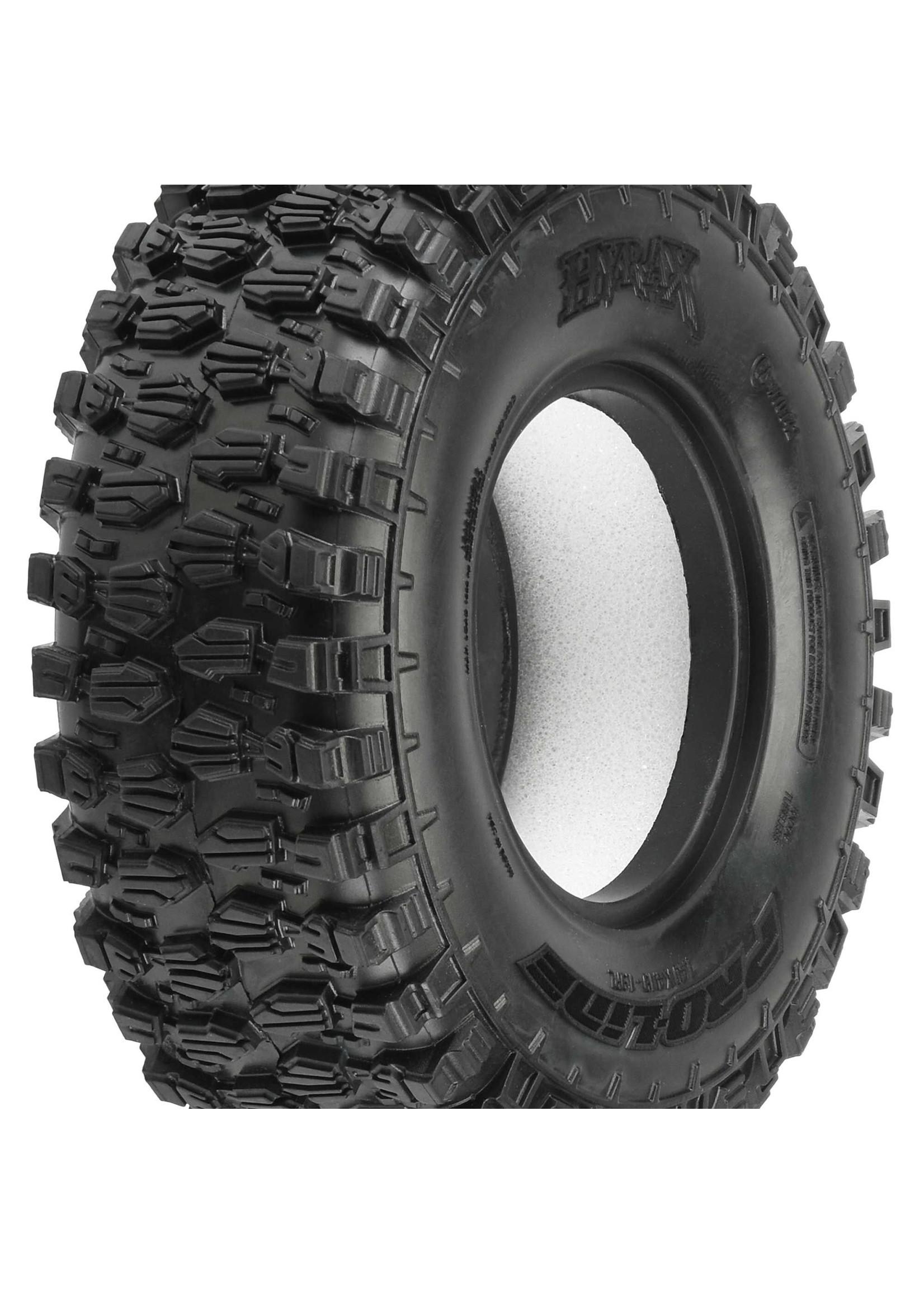 Pro-Line Racing PRO1014214 Pro-Line Class 1 Hyrax 1.9, 4.19 OD, G8  Crawler Tire (2)
