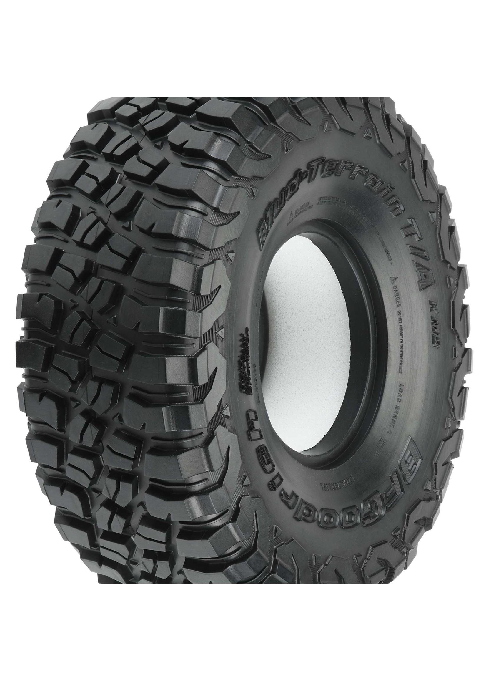 Pro-Line Racing PRO1015014 Pro-Line BFGoodrich Mud-Terrain T/A KM3 1.9 Crawler Tire