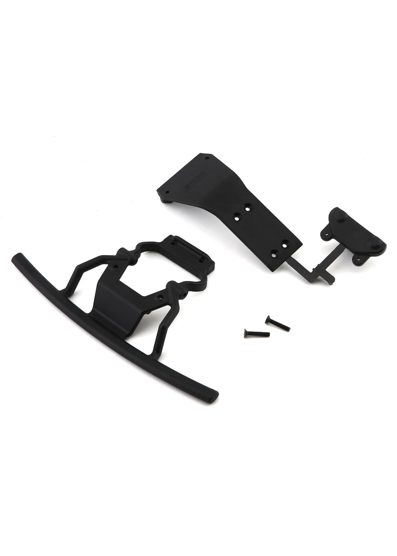 RPM RPM73172 RPM Front Bumper & Skid Plate for the Losi Baja Rey (Ford Raptor Bodies)