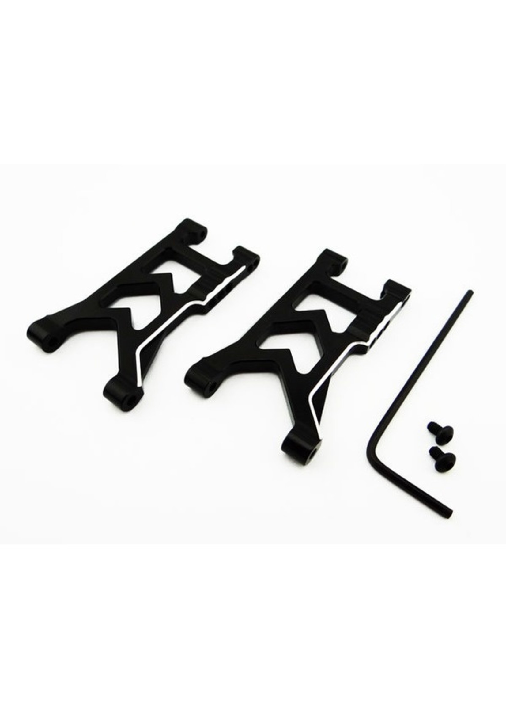 Hot Racing HRALTN5501  Lower Suspension Arms for La Trax SST and Teton vehicles