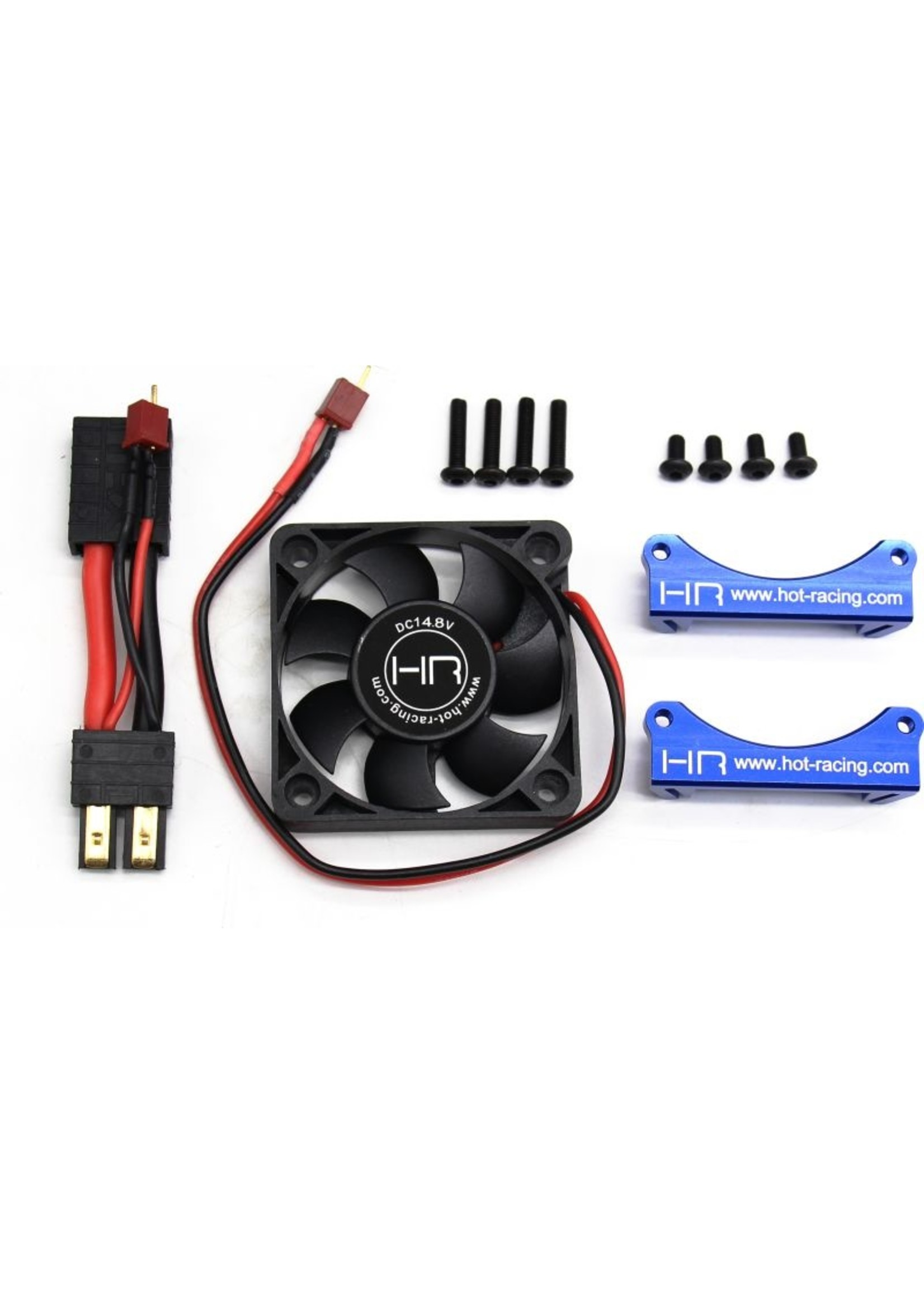 Hot Racing HRAXMX505F08 Hot Racing 50mm Monster Blower Motor Cooling Fan, for Traxxas X Maxx 8S
