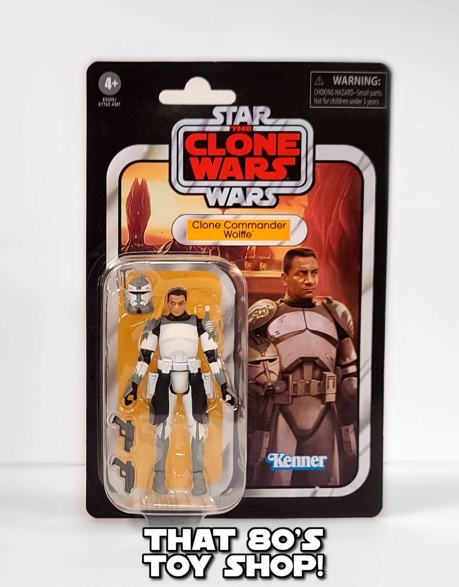 HASBRO TVC: Clone Commander Wolffe 2020