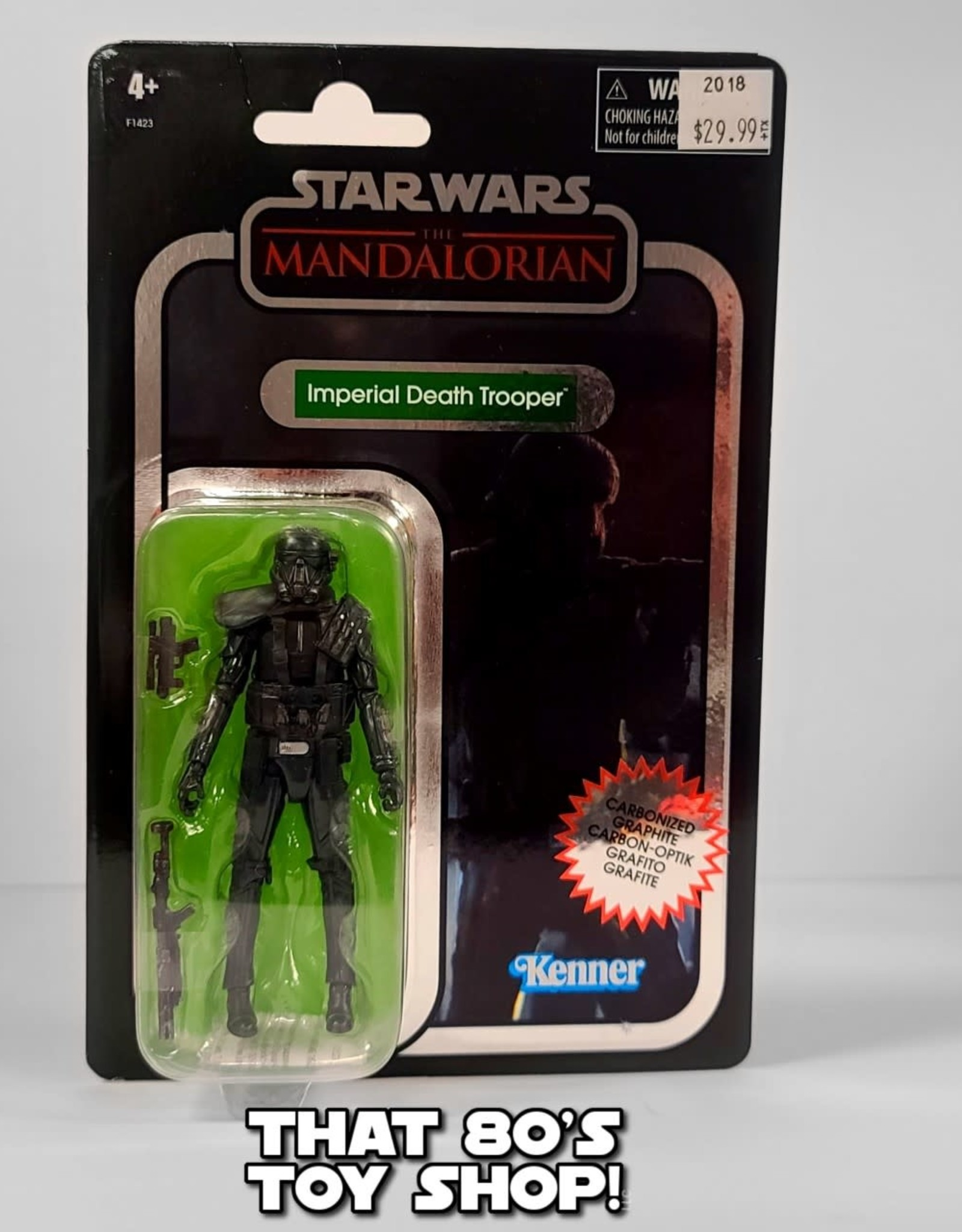 HASBRO The Mandalorian: Imperial Death Trooper 2020