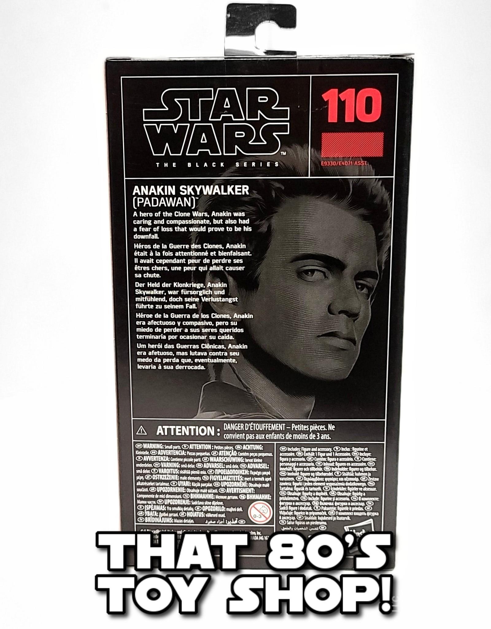 HASBRO Black Series: Anakin Skywalker Ep. 2 (2020)