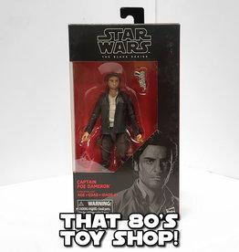 HASBRO Black Series: Captain Poe Dameron (2017)