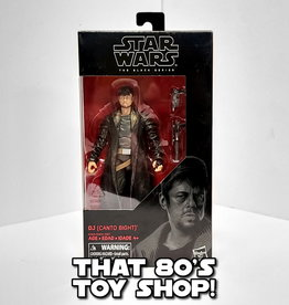 HASBRO Black Series: DJ (Canto Bight) (2018)