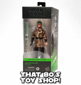 HASBRO Black Series: Luke Skywalker (Endor) (2020)