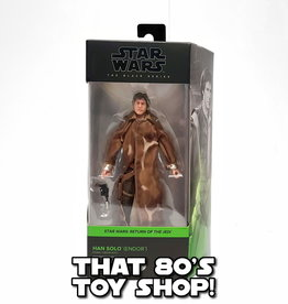 HASBRO Black Series: Han Solo (Endor) (2020)
