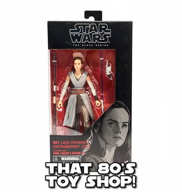 HASBRO Black Series: Rey (Jedi Training) (2017)