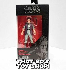 HASBRO Black Series: General Leia Organa (2017)