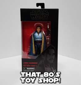HASBRO Black Series: Lando Calrissian (2020)